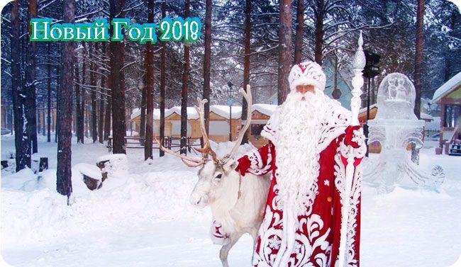 Новый год в Великом Устюге 2018: отзывы про отдых, тур в резиденцию Деда Мороза